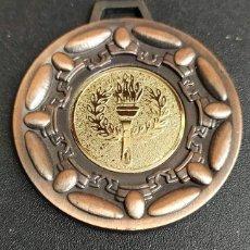 Medallas temáticas: MEDALLA COLEGIO SAN MIGUEL. 4º PRIMARIA. MEDALLA-251 ,2. Lote 245628305