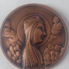 Medalhas temáticas: MEDALLA XX EXFILART 78 BARCELONA VERGE DE L'ESTRADA. Lote 246139375