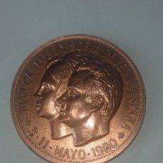 Medallas temáticas: MEDALLA VII CERTAMEN FILATELICO Y NUMISMATICO IBEROAMERICANO CLUB COLON 1980. Lote 246327525