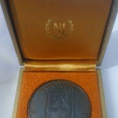 Medallas temáticas: MEDALLA CRUZ ROJA ESPAŃOLA ASAMBLEA PROVINCIAL BARCELONA CON SU ESTUCHE ORIGINAL. Lote 246337980