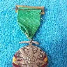 Medalhas temáticas: MEDALLA DE PLATA F.E.M FEDERACION ESPAÑOLA DE MONTAÑISMO. Lote 246490580