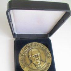 Medallas temáticas: MEDALLA * PRIMER CENTENARIO CAJA DE AHORROS DE CADIZ. Lote 252389745