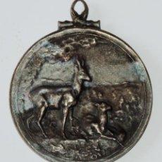 Medallas temáticas: MEDALLA DE LA IV EXPOSICIÓN NACIONAL DE TROFEOS DE CAZA 1975, MINISTERIO DE AGRICULTURA, MIDE 6 CMS. Lote 254692870