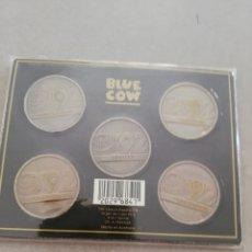 Medallas temáticas: MONEDAS CONMEMORATIVAS SEVILLA 92. Lote 254905085