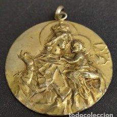 Medalhas temáticas: MEDALLA VIRGEN CON EL NIÑO. MEDALLA-294. Lote 256126780
