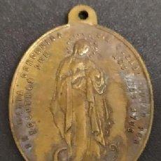 Medalhas temáticas: MEDALLA SANTA TERESA DE JESÚS. MEDALLA-324. Lote 257513395