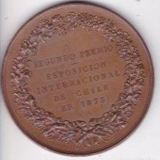 Médailles thématiques: ST(HB)- MEDALLA 67 MM. Lote 260821075
