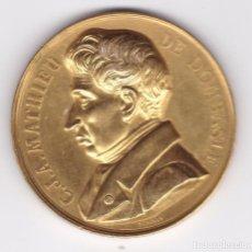 Médailles thématiques: ST(HB)- MEDALLA 50 MM. Lote 260822040