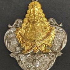 Medalhas temáticas: MEDALLA NUESTRA SEÑORA DEL ROCÍO. METAL CON PARTE DORADA. MEDALLA-339. Lote 260827175