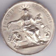 Médailles thématiques: ST(HB)- MEDALLA 55 MM.. Lote 260827495
