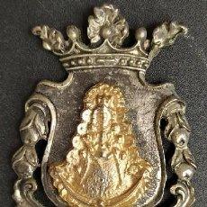 Medalhas temáticas: MEDALLA NUESTRA SEÑORA DEL ROCÍO. METAL. MEDALLA-354. Lote 261116875