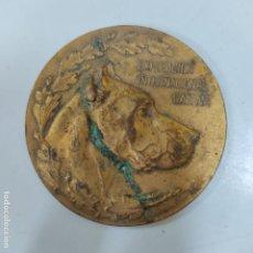 Medallas temáticas: MEDALLA EXPOSICION INTERNACIONAL CANINA 1924 (2839/21). Lote 262383890