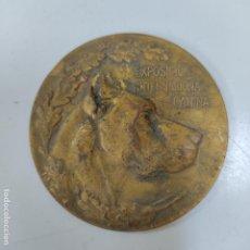 Medallas temáticas: MEDALLA EXPOSICION INTERNACIONAL CANINA 1921 (2840/21). Lote 262384045