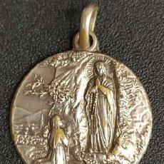 Medalhas temáticas: MEDALLA VIRGEN DE LOURDES. MEDALLA-390. Lote 262391500