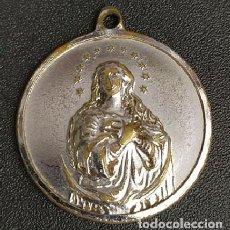Medalhas temáticas: MEDALLA INMACULADA. MEDALLA-407. Lote 262623965