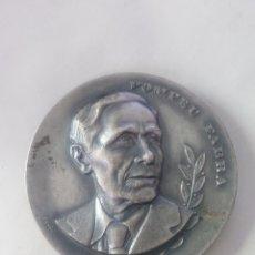 Medalhas temáticas: MEDALLA LES VALLS D`ANDORRA FESTES POPULARS DE CULTURA POMPEU FABRA OCTUBRE 1975. Lote 262791855