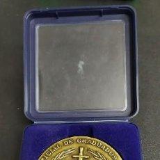 Medallas temáticas: MEDALLA COLEGIO OFICIAL DE GRADUADOS SOCIALES DE CÁDIZ. MEDALLA-448. Lote 262863150