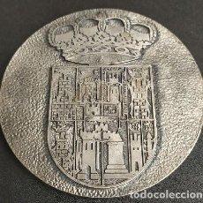 Medallas temáticas: MEDALLA DIPUTACIÓN PROVINCIAL ALBACETE. PLATA. 1835-1990. MEDALLA-461. Lote 262956750