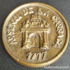 Medallas temáticas: MEDALLA ARSENAL DE LA CARRACA 1717. MEDALLA-468. Lote 263024925