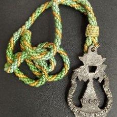 Medalhas temáticas: MEDALLA DE LA VIRGEN DEL ROCÍO. MEDALLA-533. Lote 264252260
