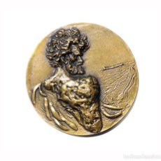 Medallas temáticas: ⭐️ MEDALLA MUSEO DE LAS ANCLAS SALINAS PHILIPPE COUSTEAU. PRINCIPADO DE ASTURIAS.. Lote 264265088