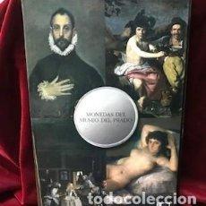 Medallas temáticas: MONEDAS DEL MUSEO DEL PRADO. Lote 267330199