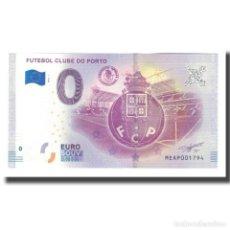 Medallas temáticas: [#664388] PORTUGAL, TOURIST BANKNOTE - 0 EURO, PORTUGAL - PORTO - FC PORTO - FOOTBALL -. Lote 269179628