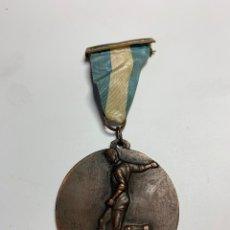 Medallas temáticas: 328.ANTIGUA Y MUY RARA MEDALLA DE FUTBOL. Lote 272154048