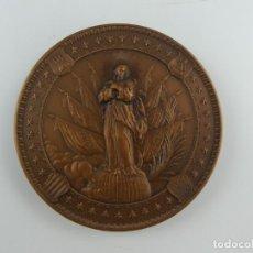 Medallas temáticas: MEDALLA CONMEMORATIVA PRIMER CENTENARIO PROCLAMACION DE LA PATRONA DE LA INFANTERIA ESPAÑOLA. Lote 275641343