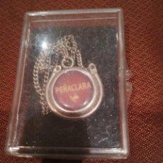 Medallas temáticas: MEDALLA COLGANTE PEÑACLARA. Lote 276492778