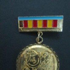 Medallas temáticas: MEDALLA FALLA MOLINELL ALBORAYA VALENCIA. Lote 277267883