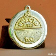 Medallas temáticas: MEDALLA EL PRECIO JUSTO TELEVISIÓN ESPAÑOLA TVE (#400). Lote 277413563