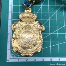 Medallas temáticas: MEDALLA DE BRONCE DE LA REAL SOCIEDAD ECONÓMICA DE AMIGOS DEL PAÍS DE TENERIFE. Lote 278183948
