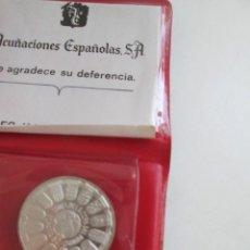 Medallas temáticas: MEDALLA * COPA DEL MUNDO ESPAÑA-82 * PLATA. Lote 279407553