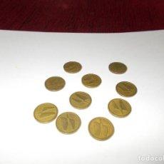 Medallas temáticas: 10 MONEDAS DE BANESTO BUEN ESTADO. Lote 286932128