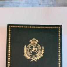 Medallas temáticas: MEDALLA MAESTRANZA DE CABALLERIA DE SEVILLA, BRONCE, 7 CM. Lote 286970378