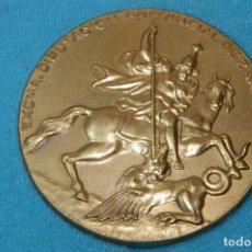 Medallas temáticas: MEDALLA EXCELENTISIMA DIPUTACION PROVINCIAL DE ZARAGOZA JOTAS 6,5 CMS ESTUCHE. Lote 286971548