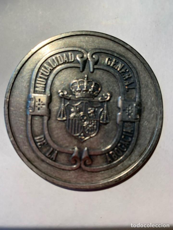 Medallas temáticas: MEDALLA 25 AÑOS EN LA MUTUALIDAD DE LA ABOGACIA - Foto 2 - 287675888