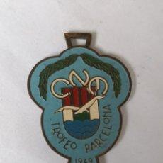 Medallas temáticas: MEDALLA TROFEO BARCELONA 1949 CNE. Lote 288652238