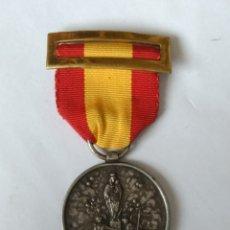 Medallas temáticas: MEDALLA XIX CENTENARIO DE LA VIRGEN DEL PILAR 1940. Lote 288652438