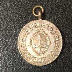 Medallas temáticas: TUCUMAN , ARGENTINA , MEDALLA 1900 , ESCUELA ARTES Y OFICIOS , INAUGURACIÓN.. Lote 288683153
