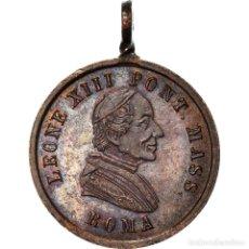 Medallas temáticas: [#181225] VATICANO, MEDALLA, LÉON XIII, S. PIETRO-S. PAOLO, RELIGIONS & BELIEFS, SC. Lote 289228213