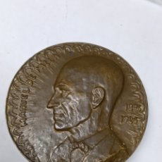 Medallas temáticas: MEDALLA MANUEL DE FALLA 1976-1946. Lote 289892973