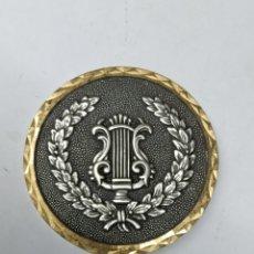 Medallas temáticas: MEDALLA 1 EXPO-MOSTRA FILATÈLICA SOCIETAT CORAL LA LIRA 1981. Lote 289893593