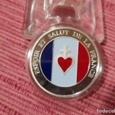 Medallas temáticas: MEDALLA BASÍLICA DEL SAGRADO CORAZÓN, PARIS. Lote 295746938