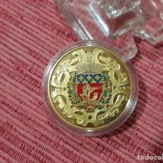 Medallas temáticas: MEDALLA MONUMENTOS DE PARIS. Lote 295747093