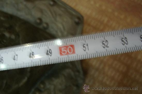 Militaria: PETO O CORAZA DE HIERRO DEL SIGLO XIX REPRODUCIENDO UNO MEDIEVAL - 5 KILOS DE PESO - GRAN PIEZA !! - - Foto 7 - 34387616