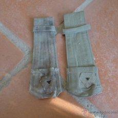 Militaria: LOTE 2 TAHALI PARA BAYONETA DE CETME ESPAÑOL. Lote 53965203