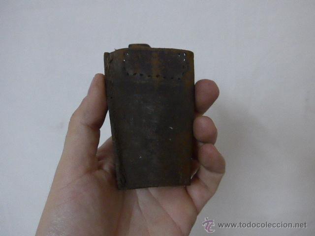 Militaria: Antiguo tipo tahali para espada o bayoneta - Foto 2 - 54126667