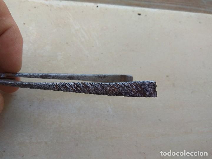 Militaria: Antigua Turquesa Para Fabricación de Plomos - Foto 2 - 111008915